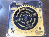 "DEWALT 6.5"" 40T Fine Finish Blade  DW9196"